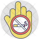 No Smoking Quit Icon