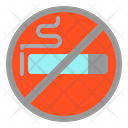 No Smoke Smoking Icon