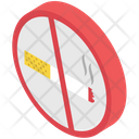 No Smoking Stop Smoking Smoking Prohibited Icon