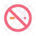 No Smoking Smoking Smoke Icon