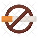 No Smoking No Cigarette No Smoking Logo Icon