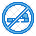 No Smoking Ramadan Rug Icon