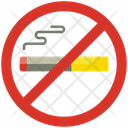 No Smoking Cigarette Smoking Icon