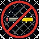 No Smoking Cigarette Smoking Icon