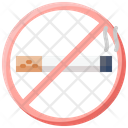 Forbidden No Smoke Smoke Icon