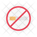 Notallowed Restricted Smoking Icon