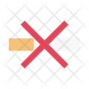 Notallowed Stop Cigarette Icon
