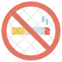 Cancer Cigarette Healthcare Icon