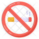 Ban Smoking No Smoking Smoking Warning Icon