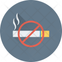 No Smoking Cigarette Icon