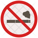 No Smoking Sign Icon