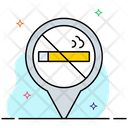 No Smoking Area Icon