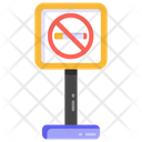 Smoking Warning No Smoking Sign No Smoking Board Icon