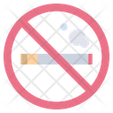 No Smoking Zone No Smoking No Cigarette Icon