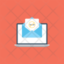 Email Protection Junk Icon