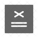 No Stack Package Warning Icon