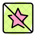 No Star Icon
