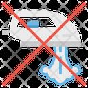 Forbidden No Steam Icon