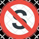 No Stop No S Road S Type Road Block Icon