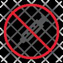 No syringe Icon