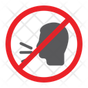 No Talking Speak Icon