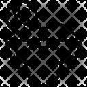 Tounge X Icon
