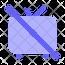 No-television Icon