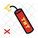 No Tnt Explode Bomb Icon