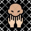Selfprotection Covid Corona Icon