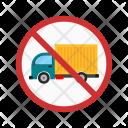 No truck Icon