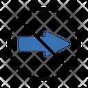 Turn Arrow Right Icon