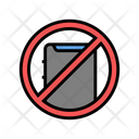 Phone Crossed Out Icon