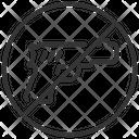 No Violence Icon