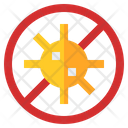 No Virus Healtcare Cleaning Icon