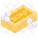 Soap Bar Body Soap Cleaning Soap Icon
