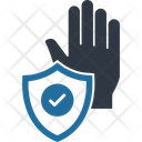No Virus Spread Icon