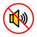 Novolume Mute Silent Icon