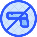 Airport Flight No Weapon Icon