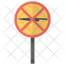 No Weapon Knife Icon