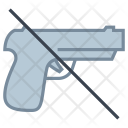 No Weapons Ban Icon