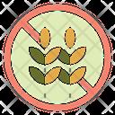 No Wheat Icon