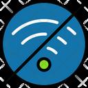 No Wifi Internet Access Icon