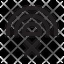 Ui Web Wireless Icon