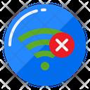 No Wifi Wifi Signal Icon