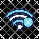 No Wifi Signal Icon