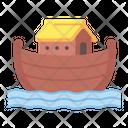Noah Ark Religion Cultures Icon
