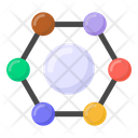 Nodes Connection Nodes Network Network Icon