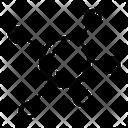Nodes Network Icon