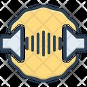 Noise Volume Sound Icon