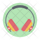 Noise Cancelling Headphone Icon